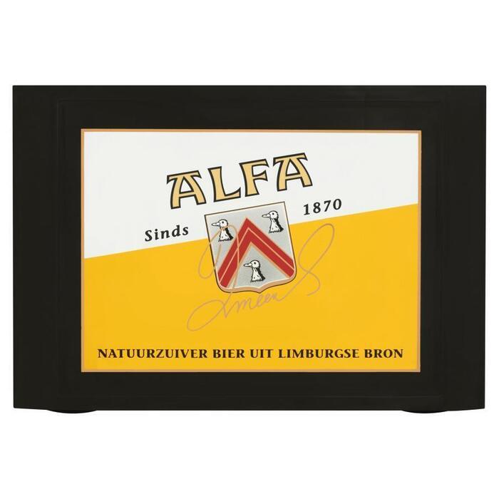 Alfa Edel pils  20 x 50cl (10L)