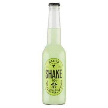 Mojito Shake Zero Alco Mix Cocktails 330 ml (33cl)