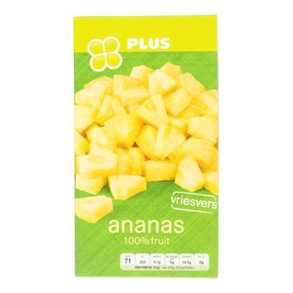 PLUS Ananas (DV) (250g)