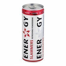 Slammers Energy (rol, 25 × 250ml)