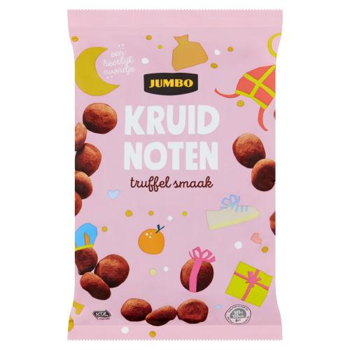 Jumbo witte chocolade kruidnoten truffel 250g (250g)