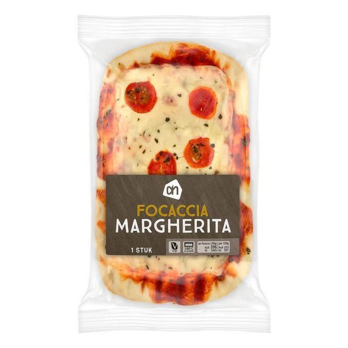 AH Focaccia Margherita (180g)