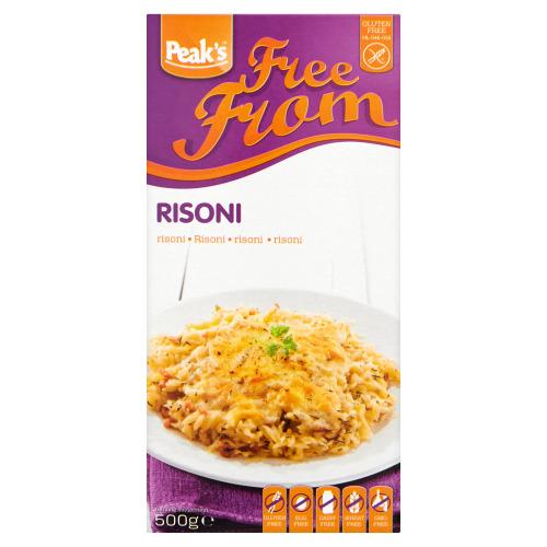 Peak's Free From Risoni 500 g (500g)