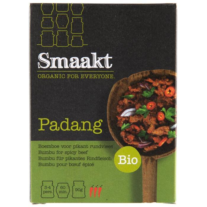 Smaakt Padang 90 g doos (90g)