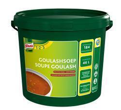 Knorr Goulashsoep 3KG 1x (3kg)