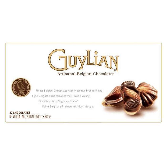 Guylian Chocolade zeevruchten praliné (250g)