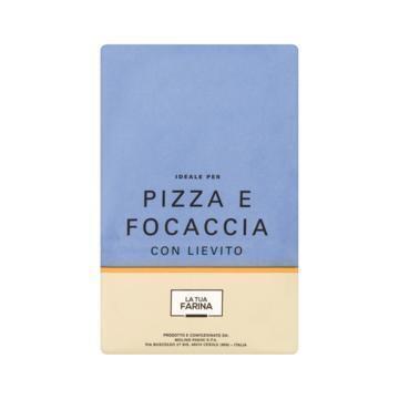 Molino Pasini Pastabloem pizza- en focaccia 1000 (1g)