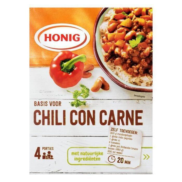 Honig Mix voor chili con carne (42g)