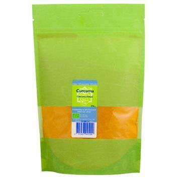 Kurkuma / geelwortel (stazak) (250g)