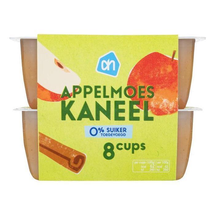 Cupjes Appelmoes met kaneel (800g)