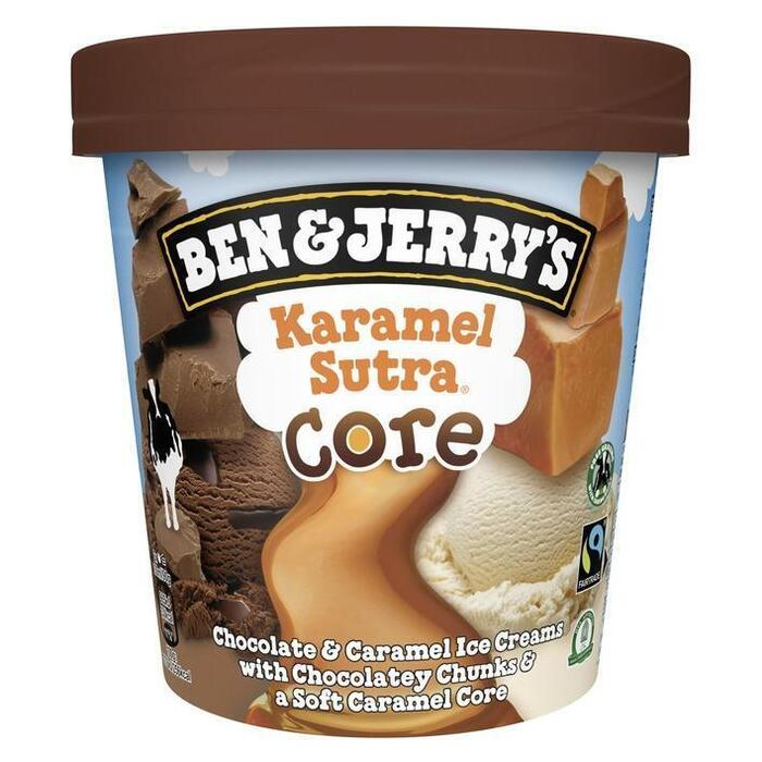 Ben & Jerry's IJs karamel sutra (46.5cl)