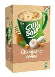 CUP-A-SOUP CHAMPIGNON CRÈME (24 × 312g)