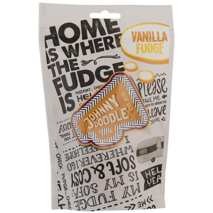 Johnny Doodle Vanilla Fudge 200 g (200g)
