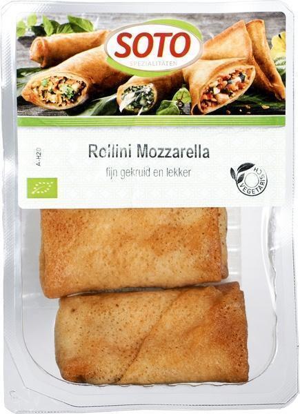 Rollini Mozzarella (150g)