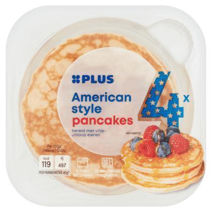 American pancakes (160g)