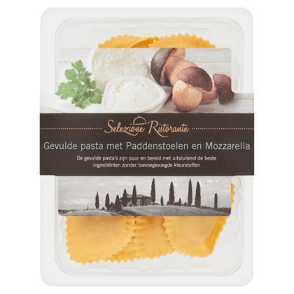 Selezione Ristorante Gevulde pasta paddenstoelen mozzarella (blister, 250g)