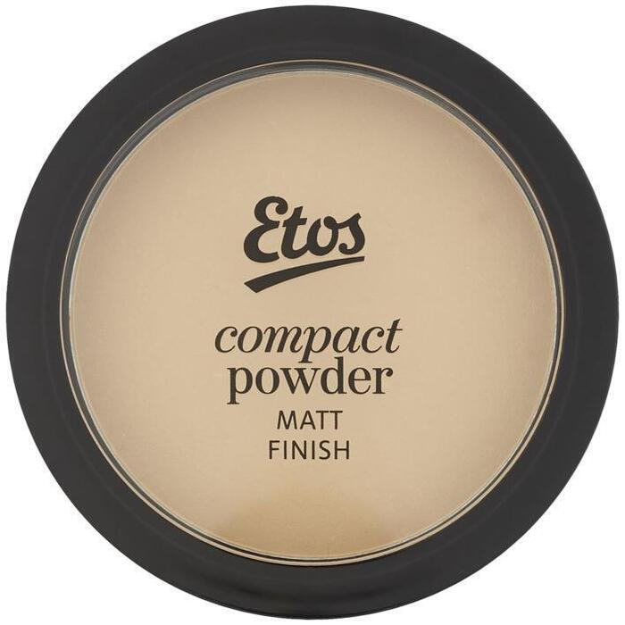 Etos Compact powder ivory