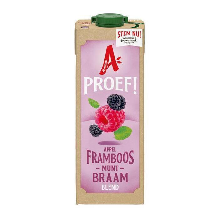Appelsientje AS Proef! Framboos-Braam-Munt (rol, 100 × 1L)