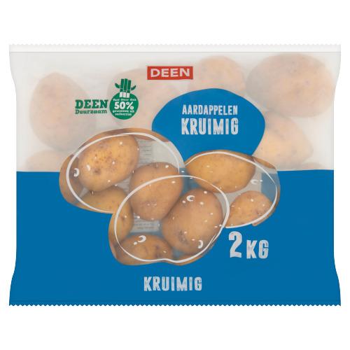 Deen Aardappelen Kruimig 2 kg (2kg)