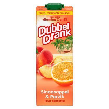 Sinaasappel perzik (Stuk, 1L)