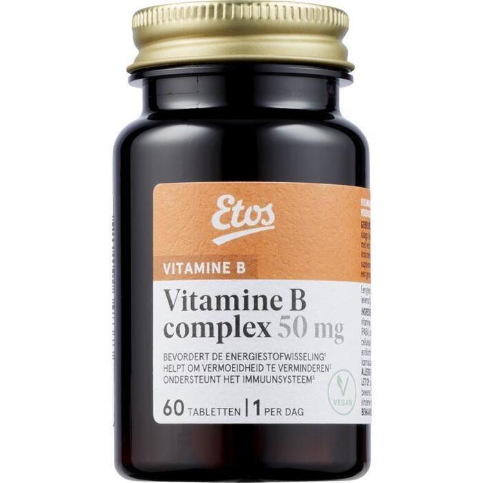 Etos Vitamine B Complex 50Mg (44g)