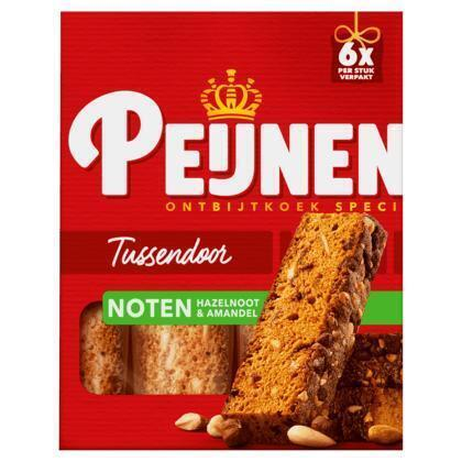 Peijnenburg Tussendoor (zes stuks) (216g)
