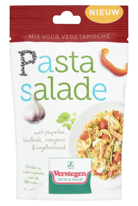 Verstegen Mix voor vegetarische pasta salade (20g)