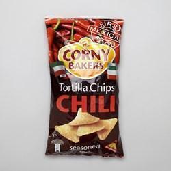 Corny tortilla chips chili 450gr (450g)