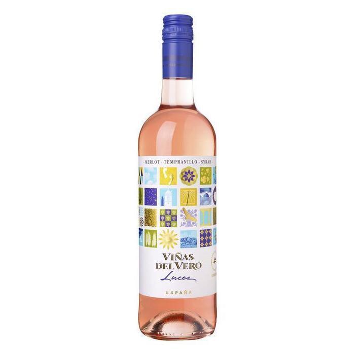 Viñas del Vero 6 x Luces rosado (6 × 0.75L)