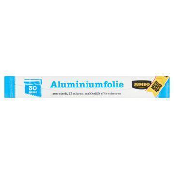 Jumbo Aluminiumfolie Allerslimste Koop 30 Meter