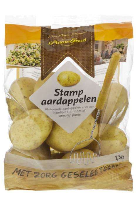 Stamp aardappelen (1.5kg)