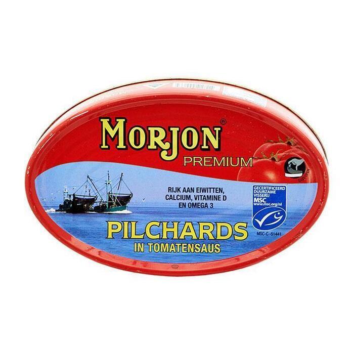 Pilchards in Tomatensaus (blik, 410g)