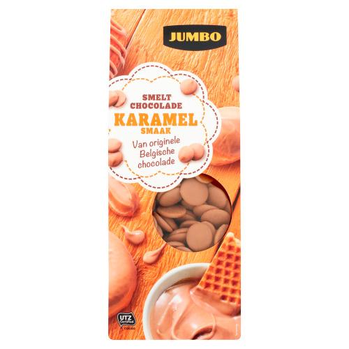 Jumbo Smeltchocolade Karamel Smaak 150 g (150g)