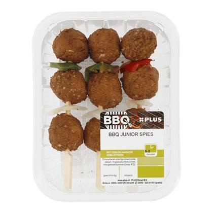 BBQ junior spies zav (150g)