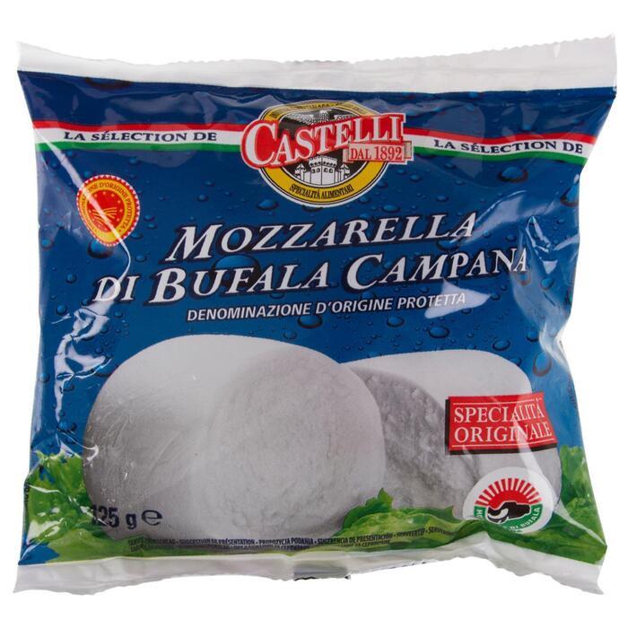Buffalo mozzarella (125g)