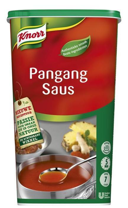Knorr Pangangsaus 1.4KG 6x (6 × 1.4kg)
