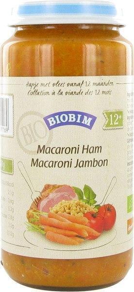 Macaroni-ham (250g)