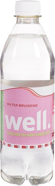 Bronwater met koolzuur (0.5L)
