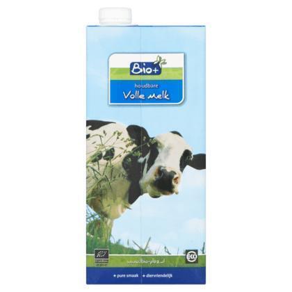Houdbare volle melk (Stuk, 1L)