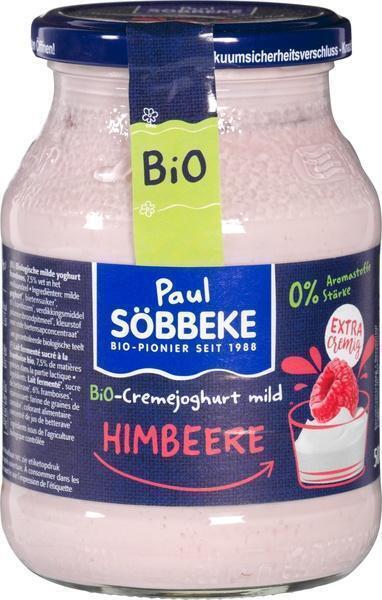 Frambozen yoghurt (500g)