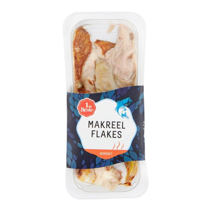 Makreelflakes (170g)