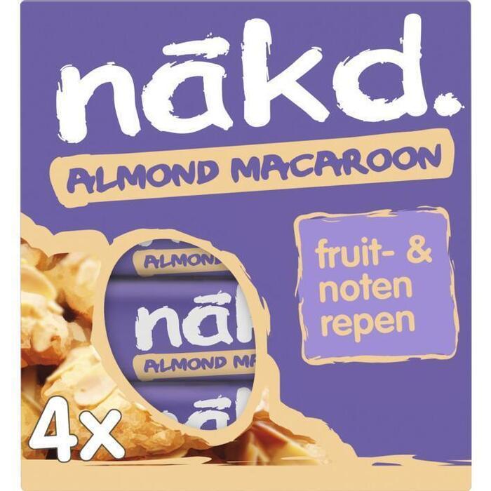 Nakd. Almond macaroon (140g)