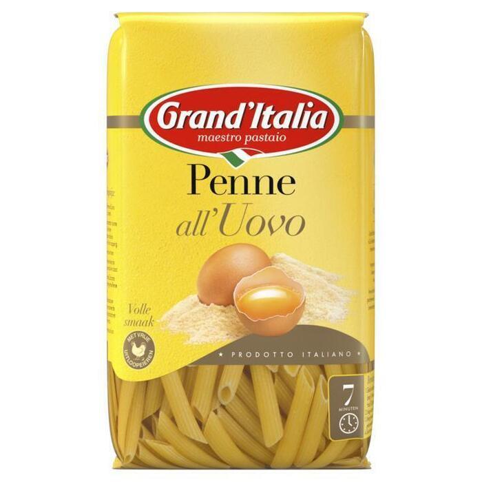 Grand'Italia Pasta Penne all'Uovo 500 g Zak (500g)