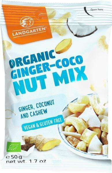 Ginger-coco nut mix (50g)