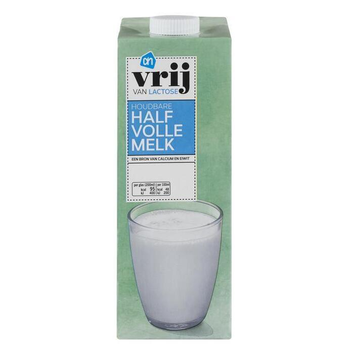 AH Lactosevrije halfvolle melk (1L)