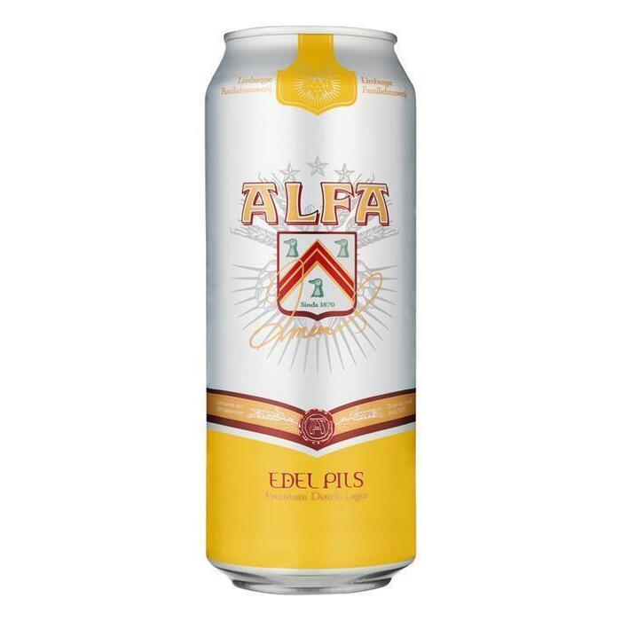 Alfa Edel Pils (rol, 50 × 0.5L)