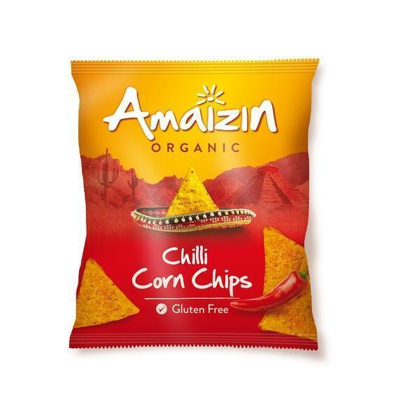 Corn chips chili (75g)