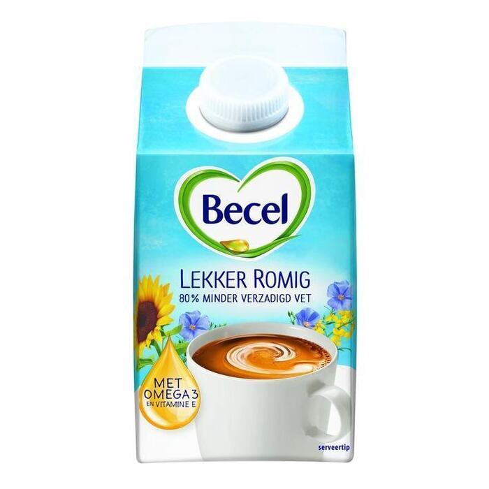 Becel voor in de koffie (Stuk, 46.7cl)