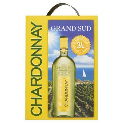 Chardonnay bag in box (rol, 300 × 3L)