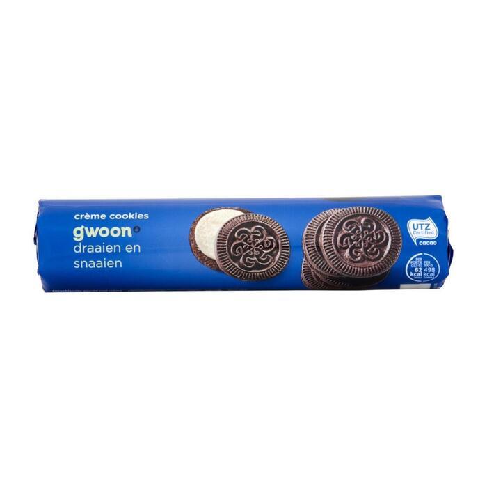 g'woon crème koekjes (176g)